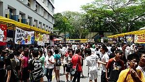 Anglo-Chinese Junior College - Fun-O-Rama XIX