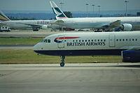 G-EUXG - A321 - British Airways