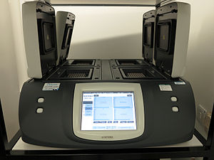 Polymerase chain reaction - A thermal cycler for PCR