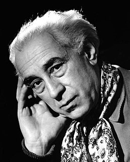 Abel Gance French film director and producer