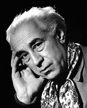 Abel Gance - Abel Gance by the Studio Harcourt