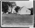 GENERAL VIEW FROM SOUTHWEST - John Neilson House, Bemis Heights, Stillwater, Saratoga County, NY HABS NY,46-BEMHI,1A-1.tif