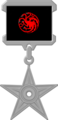 GOT Targaryen Silver Medal.png