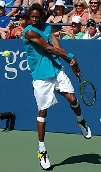 Gaël Monfils at the 2009 US Open 13.jpg