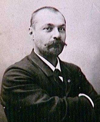 Gabriel Bonvalot - Gabriel Bonvalot photograph by Eugène Pirou.