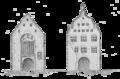 Gaedechens - Steintor 1738.png