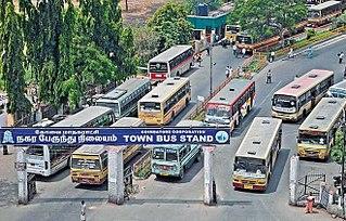 Gandhipuram Central Bus Terminus