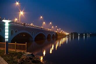Gaoqing County - Image: Gaoqing County