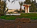 Garden, Nizana Educational Community, Western Negev, Israel גן, הקהילה החינוכית, ניצנה - panoramio.jpg