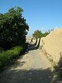 Garden Way - Wall - trees - streamlet - 17 Shahrivar st - Nishapur 28.JPG