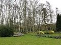 Garden of rest, Easthampstead Park, Bracknell - geograph.org.uk - 745475.jpg