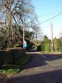 Gaters Lane, Winterbourne Dauntsey - geograph.org.uk - 311437.jpg