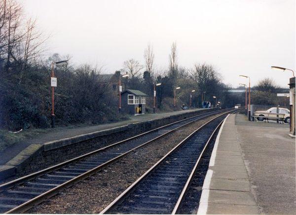 wiki westenhanger railway station