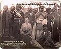 Gawerk Lords in iranian kurdistan - urmia - sardasht-آغایان ایل گورک در سردشت و مهاباد 1900 میلادی.jpg