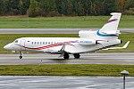 Gazpromavia, RA-09009, Dassault Falcon 7X (37009327593).jpg