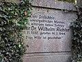 Gedenktafel Wilhelm Richter Geltow 20170904.jpg