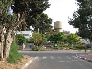 Gedera - Gedera water tower