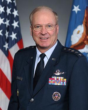 Craig R. McKinley - Image: General Craig R Mc Kinley