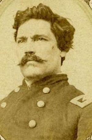 Battle of Athens (1861) - Missouri Home Guard Col. David Moore