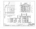 General Leavenworth House, 607 James Street, Syracuse, Onondaga County, NY HABS NY,34-SYRA,2- (sheet 3 of 9).png