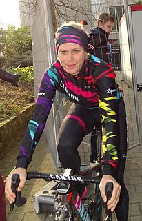 Tiffany Cromwell Australian road bicycle racer