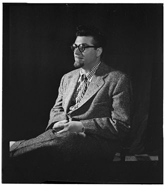 George Handy - George Handy, ca. January 1947