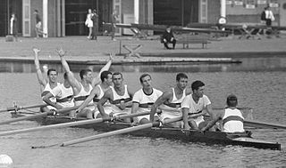 1964 European Rowing Championships international rowing event