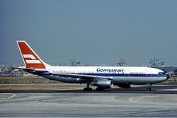 Germanair Airbus A300