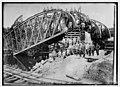 Germans rebuild bridge at Lemberg LCCN2014699580.jpg