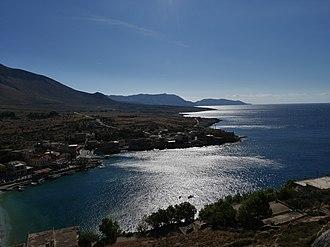 Gerolimenas - View of Gerolimenas