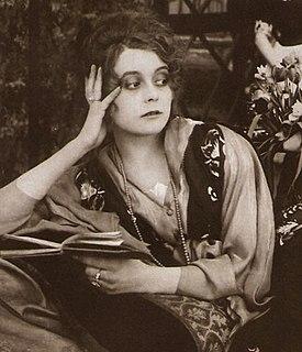 Gertrude Welcker German actress