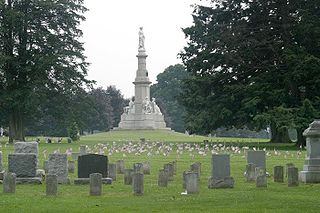 Gettysburg National Cemetery United States national cemetery created for Union casualties of the Battle of Gettysburg in the American Civil War