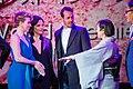 Ghost In The Shell World Premiere Red Carpet- Scarlett Johansson, Juliette Binoche, Rupert Sanders, Momoi Kaori & Izumihara Yutaka (37147908130).jpg