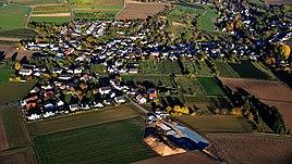 Gimmersdorf, aerial photo (2016)