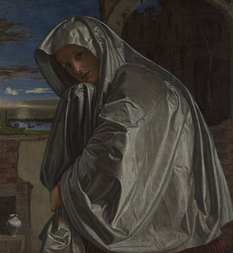 Girolamo Savoldo - Mary Magdalene, ca. 1535–40. oil on canvas, London, National Gallery