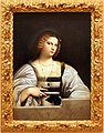 Giovanni cariani, ritratto di donna detta violante, 1515-20 ca. 01.jpg