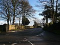 Glapwell Lane Junction with Back Lane - geograph.org.uk - 627531.jpg