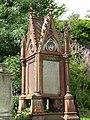 Glasgow Necropolis, Alexander Mackenzie Cast Iron Monument.jpg