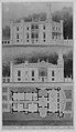 Glen Ellen for Robert Gilmor, Towson, Maryland (perspective, elevation, and plan) MET MM6349.jpg