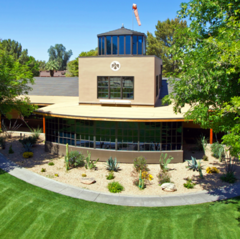 Thunderbird Glendale Campus (1946-2018 July)