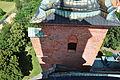 Gniezno.Katedra pw. Wniebowzięcia NMP(Widok na jedną z Wież Katedry)(1).jpg