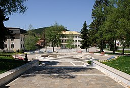 Godech central square.jpg