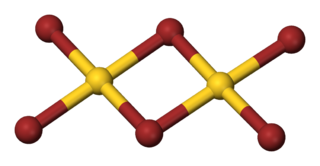 Gold(III) bromide Chemical compound