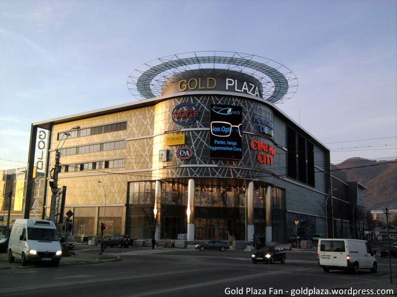 Gold Plaza din Baia Mare