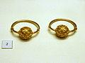 Golden earrings from Zamárdi, Hungary.jpg