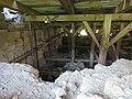 Golubac Fortress hamam 07.jpg