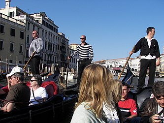 Gondoliers on the Grand Canal.jpg