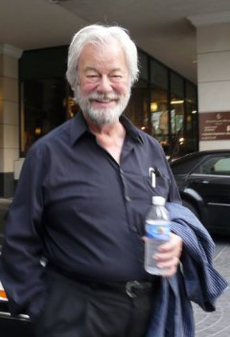 Gordon Pinsent - Pinsent in 2008