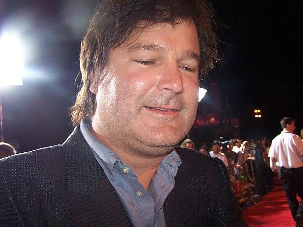 Photo Gore Verbinski via Wikidata