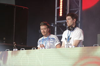 Gorgon City English electronic music duo